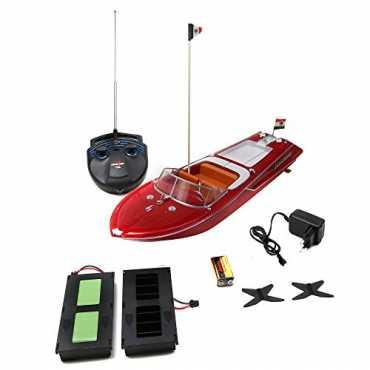 Wishkey Remote Control Super Speed Boat