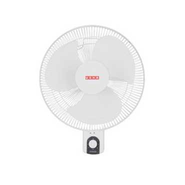 Usha Striker Hi Speed 3 Blade (400mm) Wall Fan - White