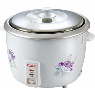Prestige PRAO 2.8-2 Electric Cooker - White