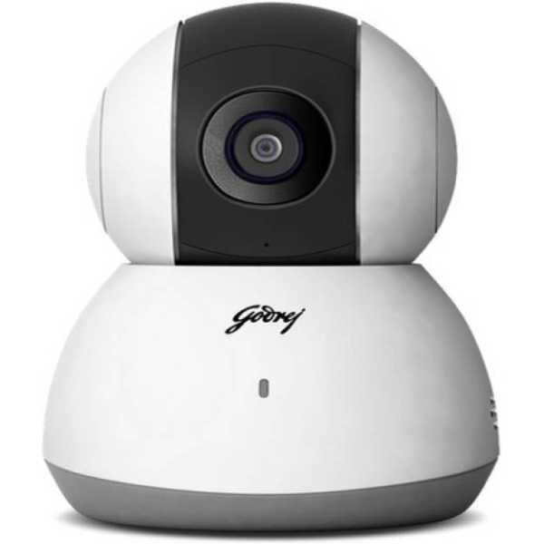 Godrej (Eve PT) 1 Channel Home Security Camera