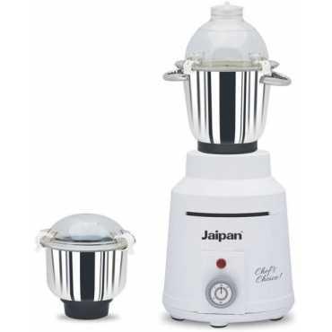 Jaipan JPHS0044 1400W Mixer Grinder (2 Jars) - White