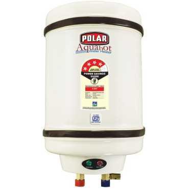 Polar Aquahot 15 L Storage Water Geyser - White