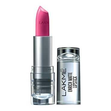 Lakme  Enrich Matte Lipstick (Shade PM13)