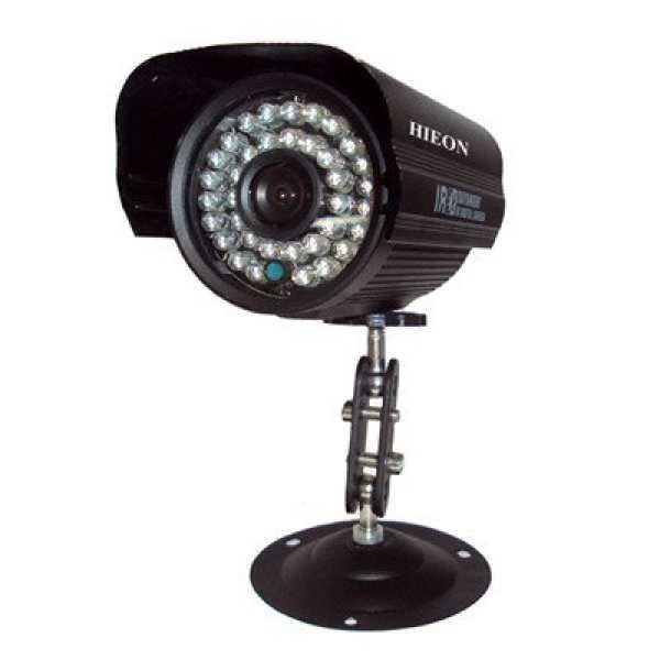 Hieon H80CIR36L30 800TVL IR Bullet Camera