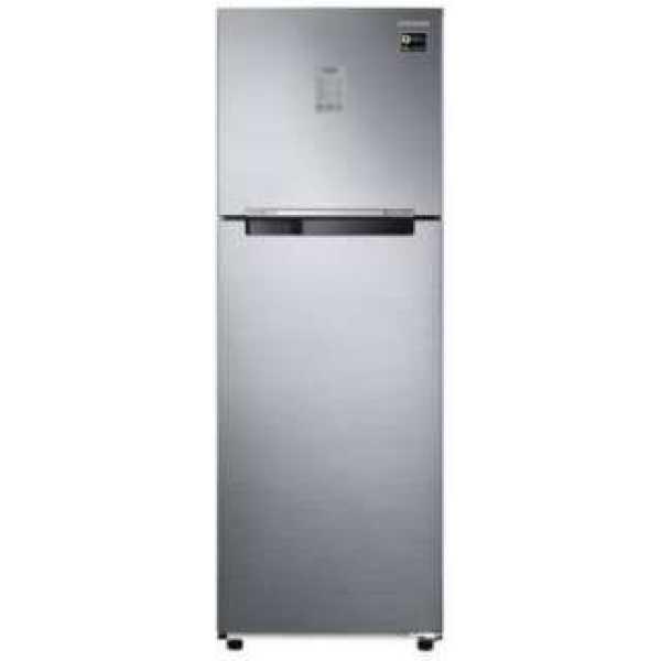 Samsung RT30N3753SL 275 L 3 Star Frost Free Double Door Refrigerator