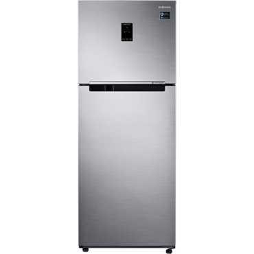 Samsung RT39K5518S8 394 L Double Door Refrigerator - Silver | Steel
