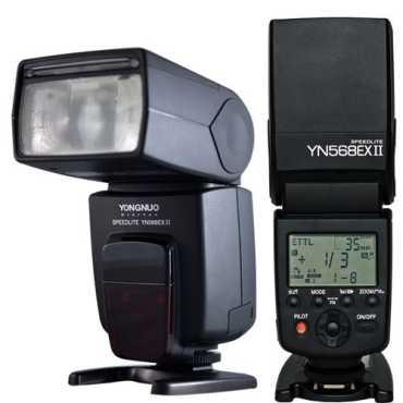 YONGNUO YN-568EX II Flash