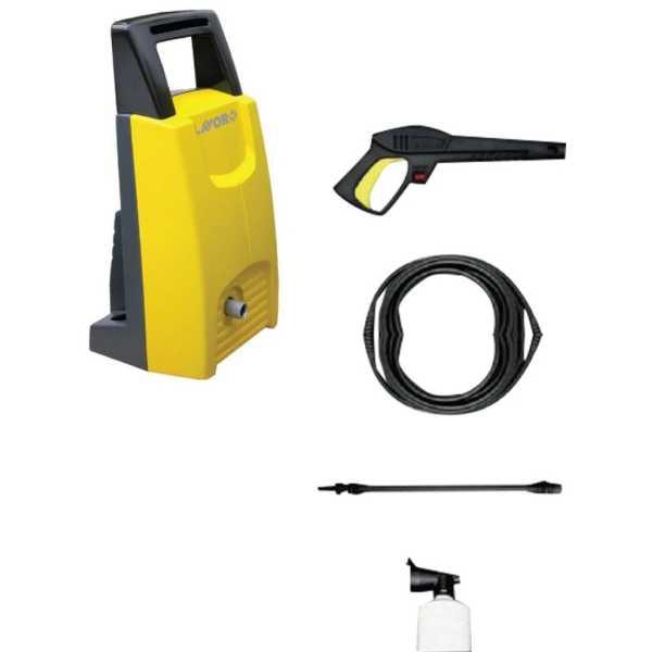 Lavor Mistral 110 High Pressure Vacuum Cleaner