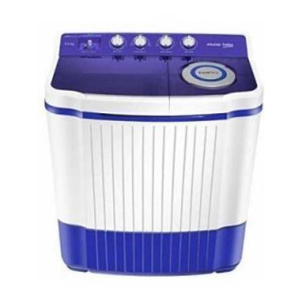 Voltas 8 Kg Semi Automatic Top Load Washing Machine (WTT80BT)