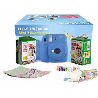 Fujifilm Instax Mini 9 Film Camera (With 40 Shot Films)