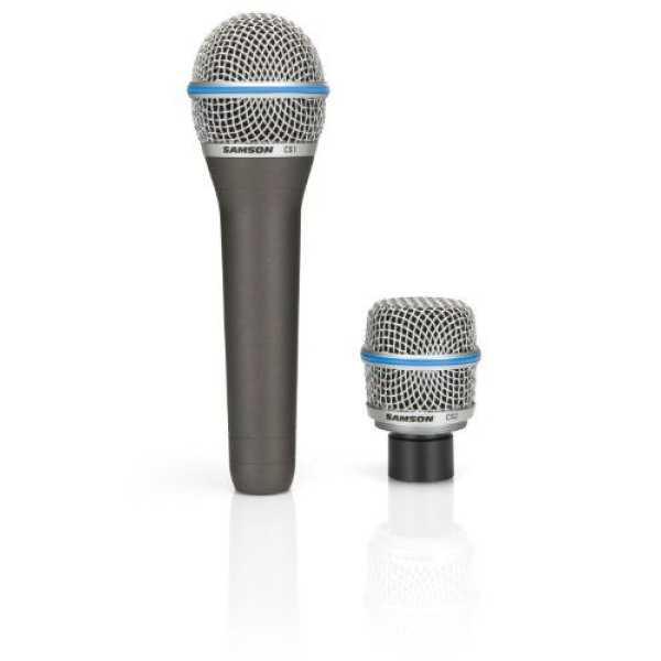 Samson CS Series Capsule Select Microphone