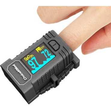 Choicemmed MD300CB3 Fingertip Pulse Oximeter - Black
