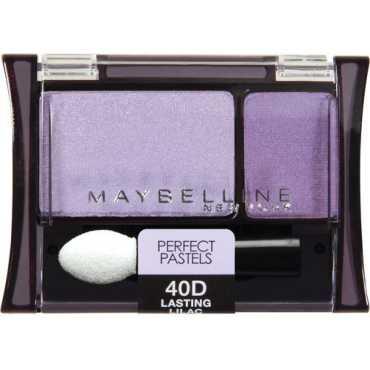 Maybelline ExpertWear Eyeshadow Perfect Pastels 40d Lasting Lilac