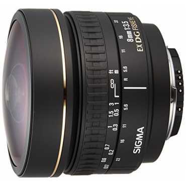 Sigma 8mm F3 5 EX DG Circular Fisheye Lens For Nikon DSLR Camera