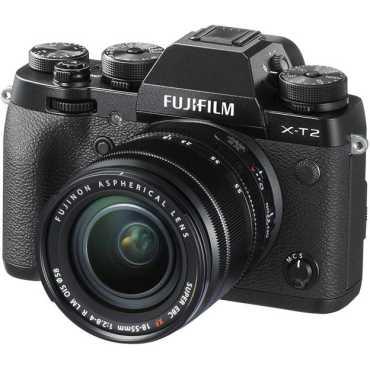 Fujifilm XT2 DSLR (With 18-55 mm Lens) - Black