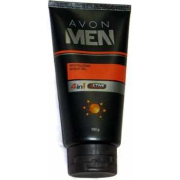 Avon Men Revitalizing Shaving Gel