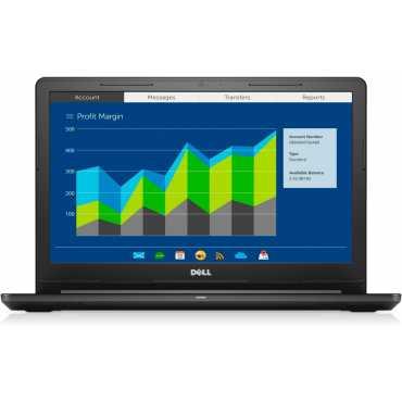 Dell Vostro 3568 (A553113UIN9) Laptop - Black