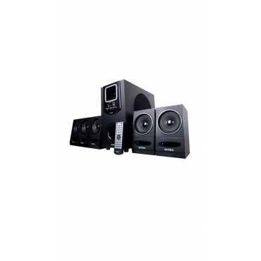 Intex IT-4200 SUF 5.1 Channel Multimedia Speaker - Black