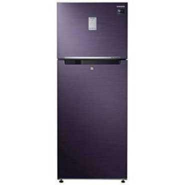 Samsung RT47K6238UT 465 L 3 Star Frost Free Double Door Refrigerator