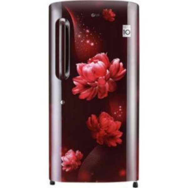 LG GL-B221ASCY 215 L 4 Star Inverter Direct Cool Single Door Refrigerator
