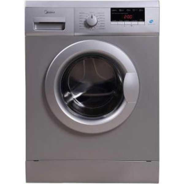 Midea 7 Kg Fully Automatic Front Load Washing Machine (MWMFL070GBFS)