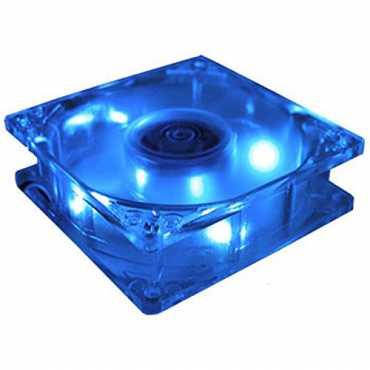 Masscool BLD-08025S1M 80mm Cooling Fan - Blue