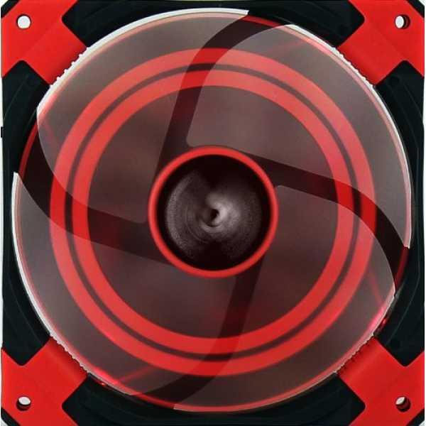 AeroCool DS-120mm Cooling Fan - Red | Blue | Black | White