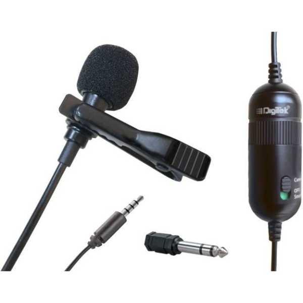 Digitek DM-01 Lavalier Microphone
