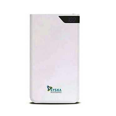 Syska Power Pro60 6000mAh Power Bank