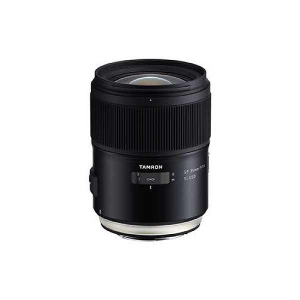 Tamron SP 35mm F/1.4 Di USD Lens (For Canon DSLR)
