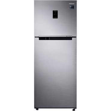 Samsung RT39K5538S9/TL 394 Litres 3S Double Door Refrigerator - Refined Inox