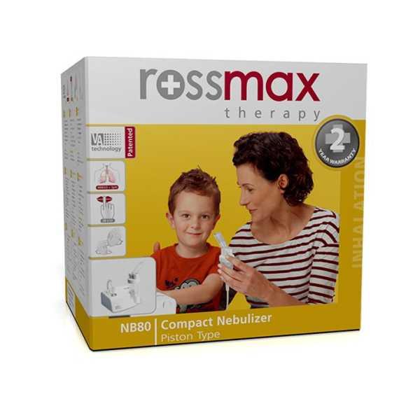Rossmax N80 Portable Nebulizer