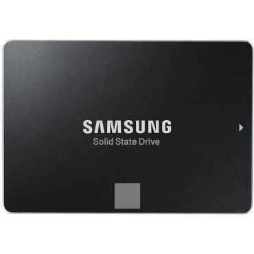 Samsung 850 EVO (MZ-75E500) 500GB Internal SSD - Black