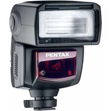 Pentax AF360FGZ II Auto Flash Unit (For Pentax DSLR Camera) - Black