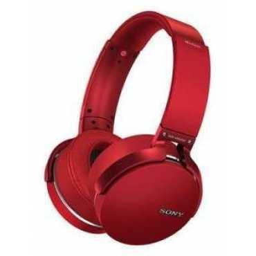 Sony MDR-XB950B1 Bluetooth Headset
