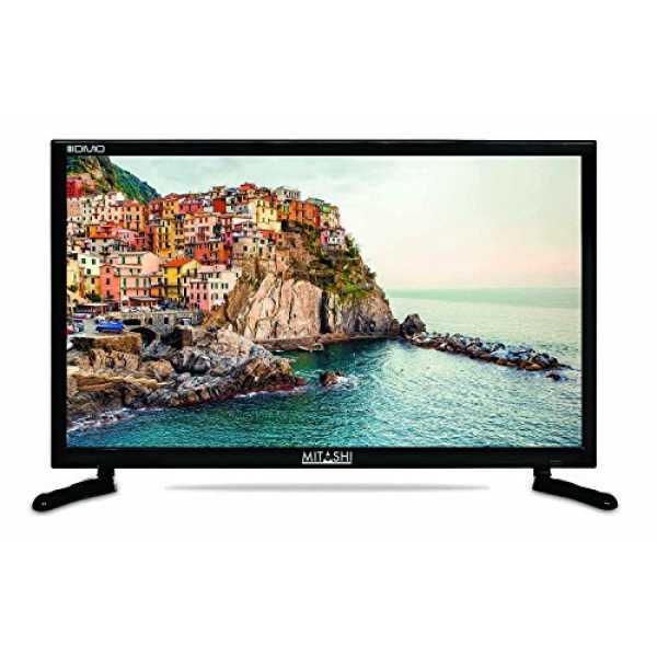 Mitashi MiDE024v24i 24 Inch HD Ready LED TV