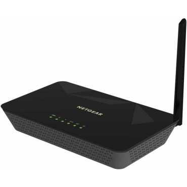 Netgear D500 N150 DSL Modem Router - Black