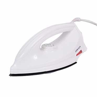 Eurolex EI-1601 1000W Dry Iron - White