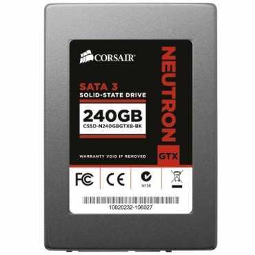 Corsair Neutron (CSSD-N240GBGTXB-BK) GTX Series 240 GB SSD Internal Hard Disk