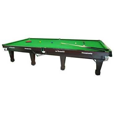 Suzuki Snooker Table (10 FT X 5 FT) - Green