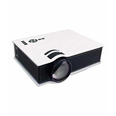 Boss S4 SVGA LED Digital Projector - Black | White