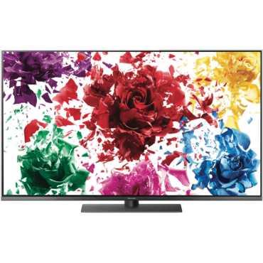 Panasonic (TH-55FX800D) 55 Inch 4K Ultra HD Smart LED TV - Black;silver