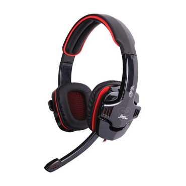 Zebronics H-ZEB Iron Over the Ear Gaming Headset