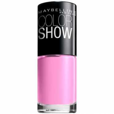 Maybelline Color Show Nail Polish (Chiffon Chic) - Chiffon Chic