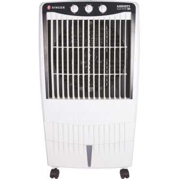 Singer Liberty Supreme DX 85Ltr Desert Cooler - White