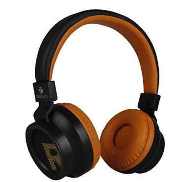 Zebronics Zeb-Bang On-Ear Bluetooth Headset