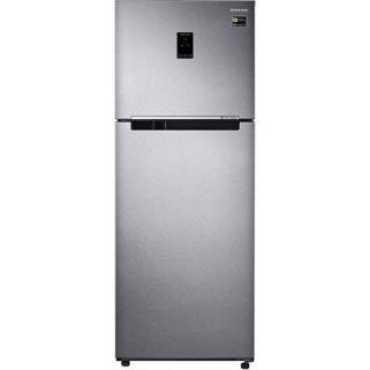Samsung RT42R553ES9 397 L 3 Star Inverter Frost Free Double Door Refrigerator