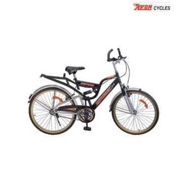 Avon Cruiser Ibc Jr. 24 Inches Single Shock Bicycle - Black