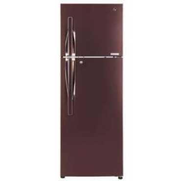 LG GL-T402JASN 360 L 4 Star Inverter Frost Free Double Door Refrigerator