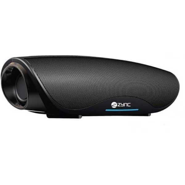 Zync Echo ES-E831 Portable Bluetooth Speaker - Black